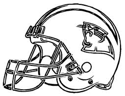 Small Picture Carolina Panthers Coloring Page Coloring Home