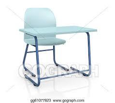 school desk and chair clipart. Wonderful Desk School Desk And Chair To School Desk And Chair Clipart
