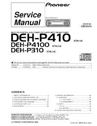 pioneer deh p4100 wiring photo album wire diagram images Pioneer Deh P4100 Wiring Diagram download pioneer deh p4100 manual pdf pioneer deh-p4100 wiring diagram