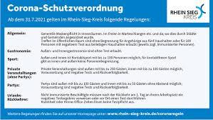 Bitte helfen sie alle mit. Die Aktuellen Corona Regeln Fur Den Rhein Sieg Kreis Rhein Sieg Kreis