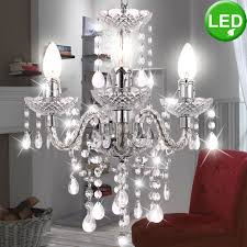 Leuchten Led Filament Kronleuchter Kristall Decken Pendel