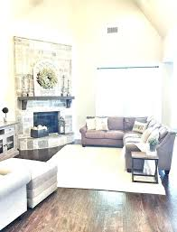 living room with corner fireplace furniture placement for small living rooms corner fireplace around furniture placement