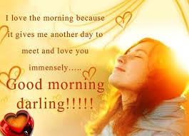 Good Morning Sms Quotes To Love Best Of 24 Good Morning Darling Pictures