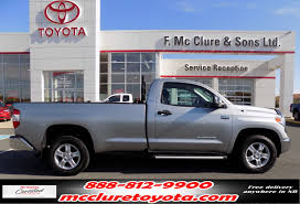 Used 2015 Toyota Tundra SR5 in Grand Falls - Used inventory ...