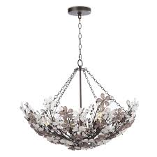 regina andrew design cheshire basin pendant chandelier in oil rubbed bronze 16 1174orb