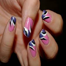 Fresh Cool Nail Art Designs to Do at Home