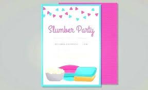 free sleepover invitation templates baking birthday party invitations free free printable sleepover