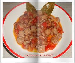 La Cucina di Piggy: Salsiccia e fagioli alla Bud Spencer e Terence Hill