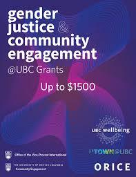 Ubc Graphic Design Program Grants Office Of Regional And International Community