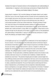 essay on mrs dalloway and the hours year hsc english module a comparative essay