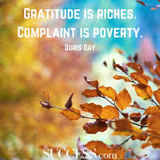 13 Quotes For An Attitude Of Thankfulness