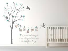 Sprüche Zur Geburt Wandtattoo Kinderzimmer Baum Booxpw