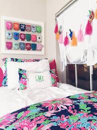 Preppy Bedroom My Dorm At Usc Pinteres