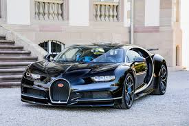 Behind the Design of the Bugatti Chiron - Cool Hunting
