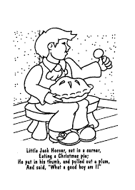 Small Picture Nursery Rhymes Coloring Pages Coloring Kids
