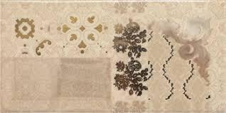 <b>Декор Absolut Keramika</b> Monocolor <b>Decor Flores</b> Beige 10x20 ...