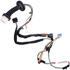 amazon com apdty 133803 power door lock wiring pigtail connector apdty 133803 power door lock wiring pigtail connector harness complete assembly fits rear left or rear