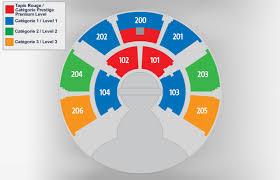 73 Judicious Seating Chart For Kooza