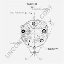 Lucas alternator wiring diagram within a127 also prestolite marine