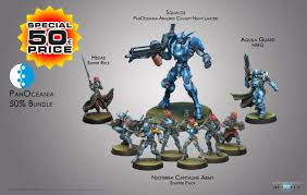 infinity 300 point boxes. panoceania infinity 300 point boxes