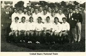 photo the first usa national team