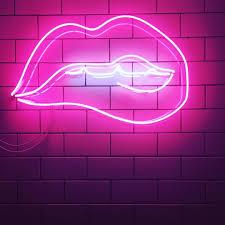 Neon Lips Wallpapers - Top Free Neon ...