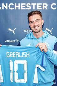 Jack Grealish: Premier League Player ...