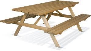 Table De Pique Nique Team Burger Tables De Jardin Tables Table Pique Nique 6 Personnes