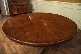 round walnut dining table. Large Round Walnut Dining Table. Medium Pie Cut With Warm Brown Finish Table N