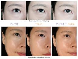 how to reduce puffy under eyes with colour correcting makeup singapore