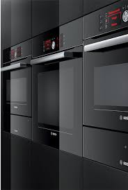 bosch color glass black built in kitchen appliances