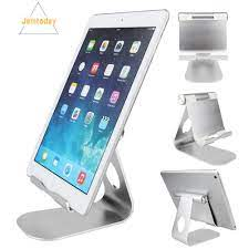 Giá Đỡ Máy Tính Bảng Bằng Nhôm Xoay 270 Độ Cho Iphone Ipad