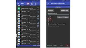 Android: ZIP-Dateien packen und ...