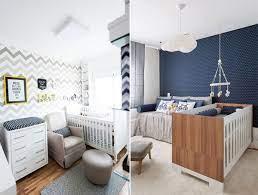 decoração de quarto de bebê simples. Quarto De Bebe Com Decoracao Moderna Em Estilo Minimalista Ideias Designer De Interiores