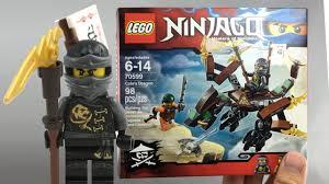 LEGO Ninjago Skybound Cole's Dragon set review! 70599 - YouTube