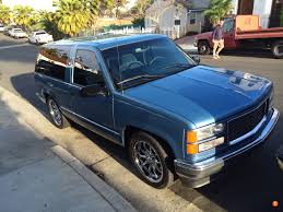 Post:All lowered tahoes 4dr and 2dr | Page 21 | Chevy Tahoe Forum ...