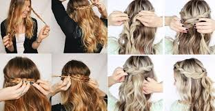 účesy Pro Dlouhé Vlasy Na Ples