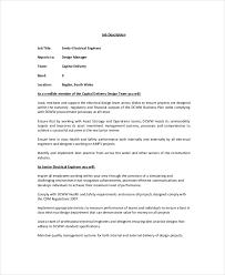 Electrician Job Description Electrician Job Description 9 Free Pdf Word Dowload Documents