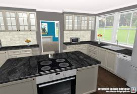 Small Picture Interior Design Clean 3d Room Drawing Ipad Decorating Designer