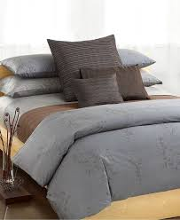 image of calvin klein khaki collection bedding