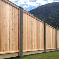 fence panels.  Panels BIG RED CEDAR FENCE PANEL STYLES With Fence Panels E