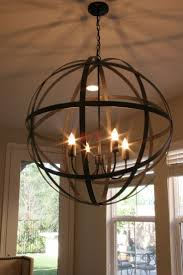 restoration hardware chandelier get the junk guy to make a bunch of these hanging between pillars filled with flowers and olive branches
