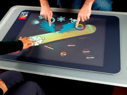 Micrsoft Table Will Touch Drive Microsoft Surface Sales Or Will Surface Drive Touch