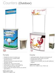 Promotional Stands Displays Magnificent Carton Displays Promotion Stands Viking Signs