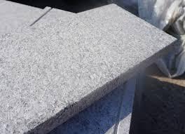 Mauerabdeckplatte Granit 100 X 40 X 4 Cm Hellgrau Online Kaufen
