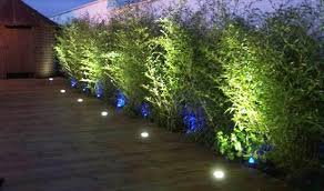 beautiful lighting. fine beautiful night yard landscaping with outdoor lights 25 beautiful lighting ideas for