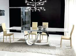 modern glass dining table. Simple Table Modern Glass Dining Table Room  Creative Of To Modern Glass Dining Table S