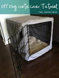 How to make a dog crate Indoor Easy Diy Dog Crate Cover Allfreesewing Easy Diy Dog Crate Cover Allfreesewingcom
