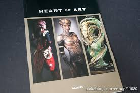 heart of art a glimpse into the wondrous world of special effects makeup and fine