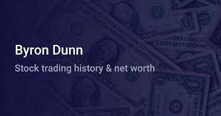 Byron Dunn Net Worth (2020) | wallmine